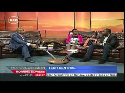 TECH CENTRAL 17th March 2016 [Part 1] Strauss Energy Developers Solar Tiles