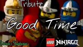 Ninjago Tribute - Good Time (Owl City)