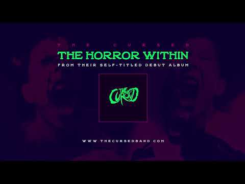 The Cursed - THE HORROR WITHIN [Official Audio]
