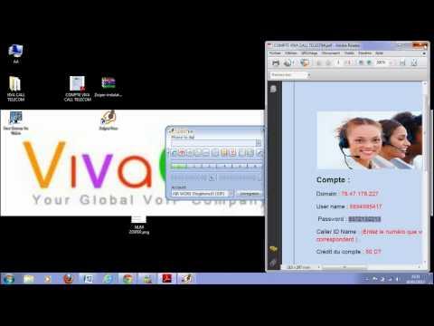 VIVA CALL TELECOM   GUIDE  D'UTILISATION