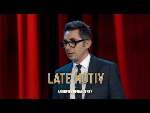 "LATE MOTIV - Berto Romero. ""Otreb Oremor"" | #LateMotiv523"