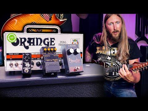 SLUDGEFEST 2020 - Swedish Death Metal Pedal Test
