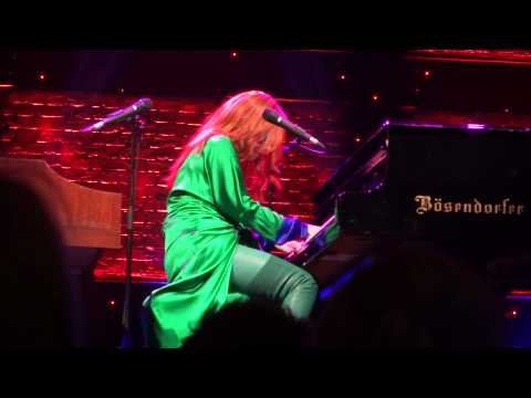 Tori Amos - Mother, Hamburg Laieszhalle 25.05.2014