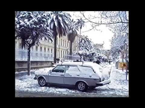 neve a Piombino 1991