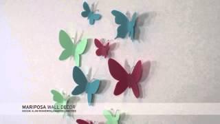 Mariposa Wall Decor