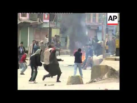 Separatists call strike to protest army killings of 4 boys