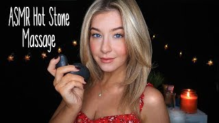 [ASMR] DEEPLY Relaxing Hot Stone Massage