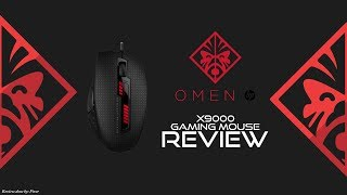 Omen by HP X9000 muis review