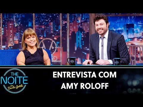 Entrevista com Amy Roloff  The Noite 130919