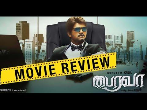 Bairavaa Movie Review | Vijay,Keerthi...