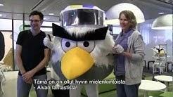 Fazer Angry Birds- kilpailu voittajien palkintopäivä