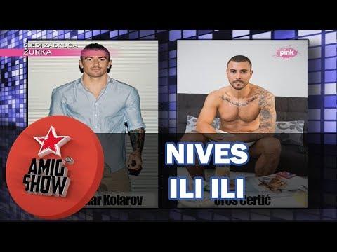 Ili ili - Nives Celzijus (Ami G Show S10)