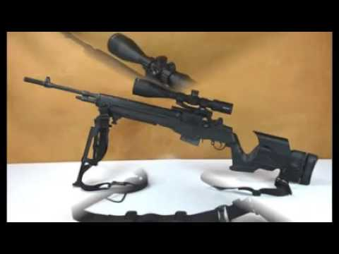 Tacopshop M1a Sniper Rifle For Sale Youtube