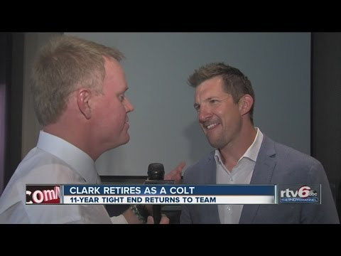 One-on-one with Dallas Clark