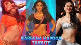 Kareena Kapoor Khan Hot Bollywood Tribute Marathon HD