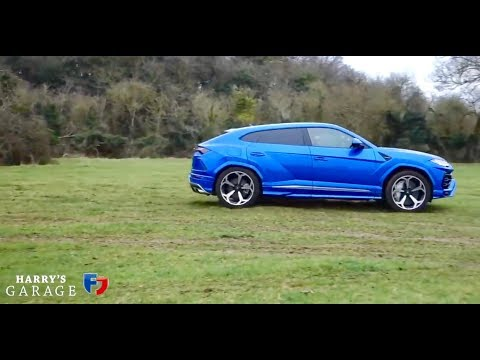 Lamborghini Urus off and on-road review!