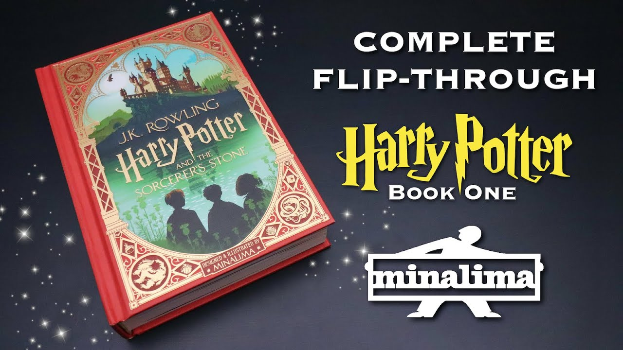 Download BRAND NEW Harry Potter Edition | Illustrated by MinaLima | FULL Flip-Through and Review