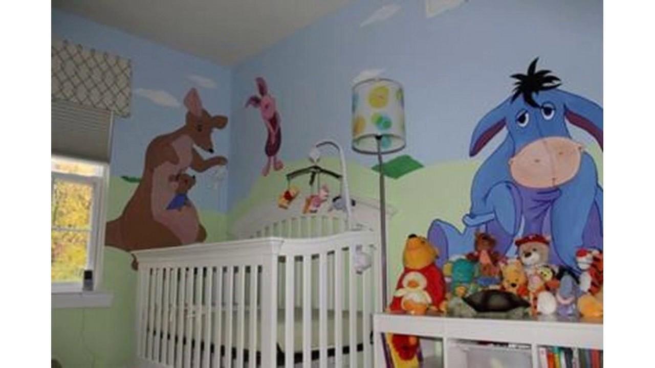Decoracion habitacion infantil winnie the pooh - Habitacion winnie the pooh ...