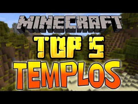 Minecraft | Top 5 construcciones
