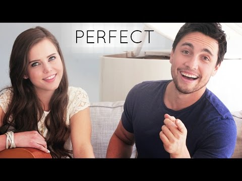 Perfect - Ed Sheeran (Tiffany Alvord & Chester See Cover)