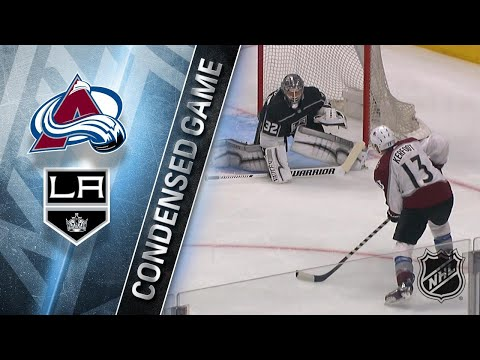 04/02/18 Condensed Game: Avalanche @ Kings