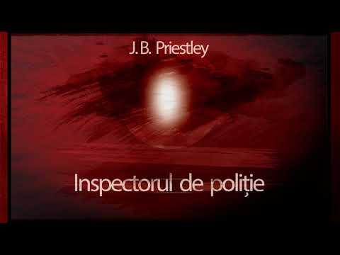 Inspectorul de politie - J. B. Priestley