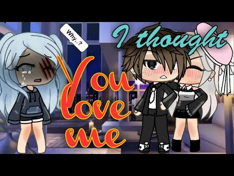 Glmm I THOUGHT YOU LOVED ME  |  Purple Chickie