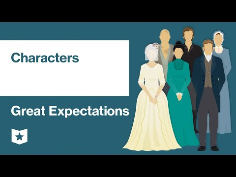 Great Expectations By Charles Dickens | Characters