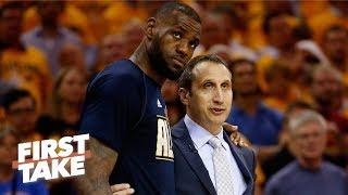 Is LeBron James a coach killer? | First Take
