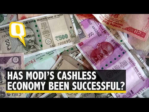 Cash Increases by Rs 1.25 Cr; Modi's Digital economy successful?