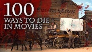 100 Ways to Die In Movies (2014) Movie Deaths Mashup HD