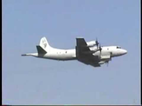2002 NAS Oceana Airshow - P-3C Orion Demonstration
