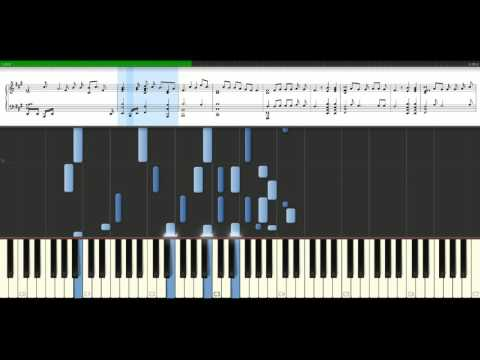 Drake - Find your love [Piano Tutorial] Synthesia