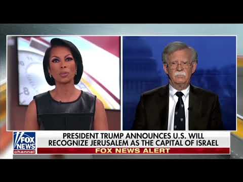"""Former UN Amb John Bolton: Trump Is Keeping Campaign Promises Which Is """"Revolutionary"""" In Washington"""