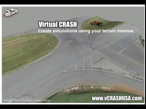 Virtual CRASH | Accident Reconstruction Software | Import Terrain ...
