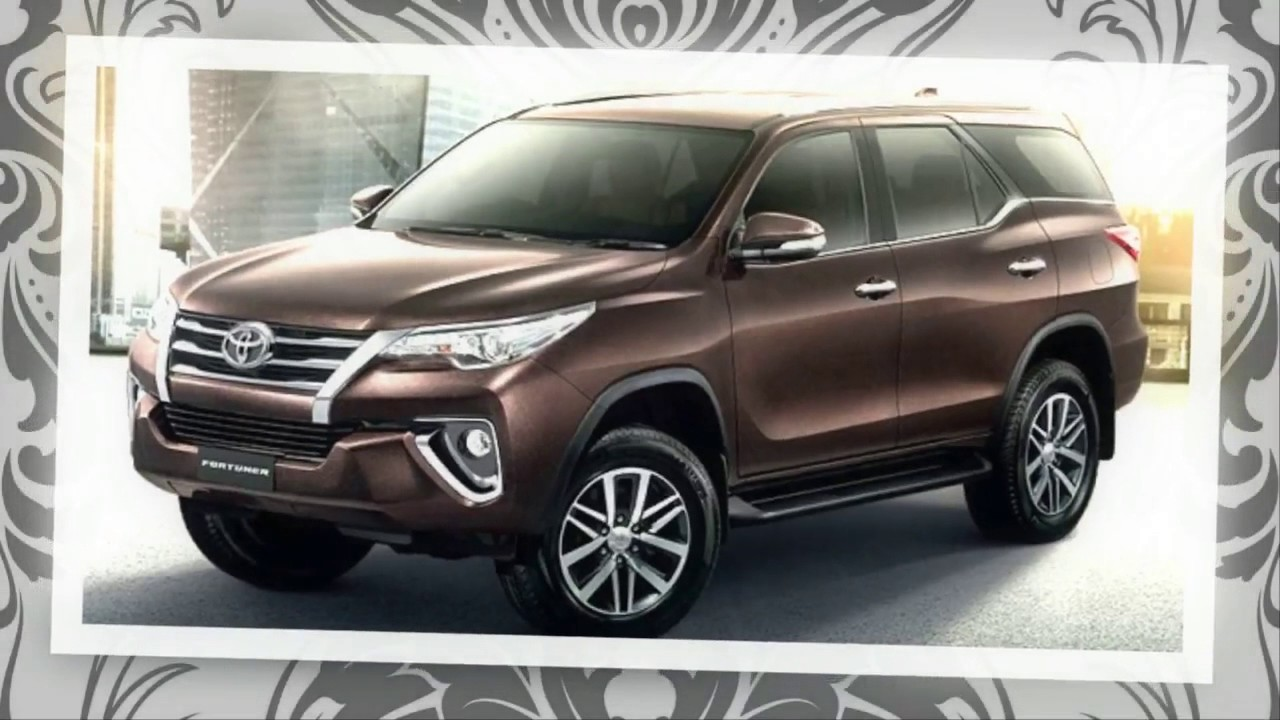 2017 Toyota Fortuner Philippines, India, Indonesian Review - YouTube