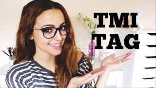 TMI TAG! (& My Tattoos!)