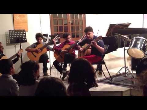 musique-classique-espagnole-interprétée-par-aymane-senso-jok