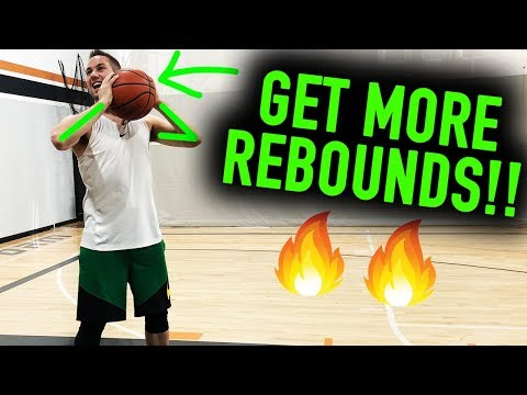 Snag More Rebounds! Elite Level Basketball Rebounding Tips
