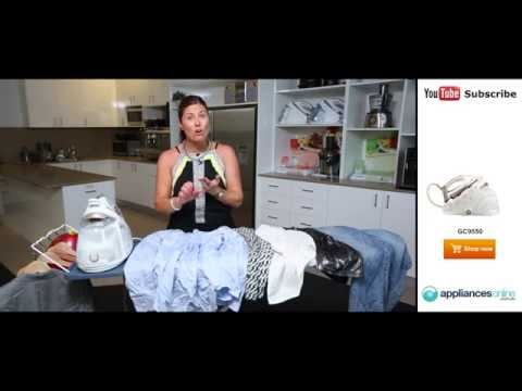 GC9550 Philips PerfectCare Steam Iron review