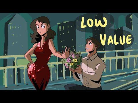 "4 HIDDEN Signs A Man Has ""Low Value"""