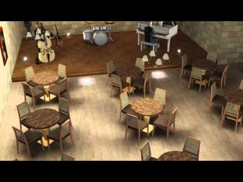 The Sims 3 Jazz Club Youtube