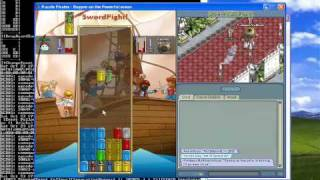 Puzzle Pirates Sword Fight Speed Hack Demo