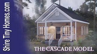 Tiny Homes | The Cascade In The Shire At Mountaintown