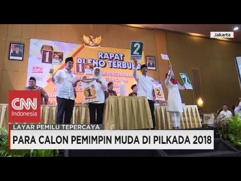 Para Calon Pemimpin Muda Di Pilkada 2018