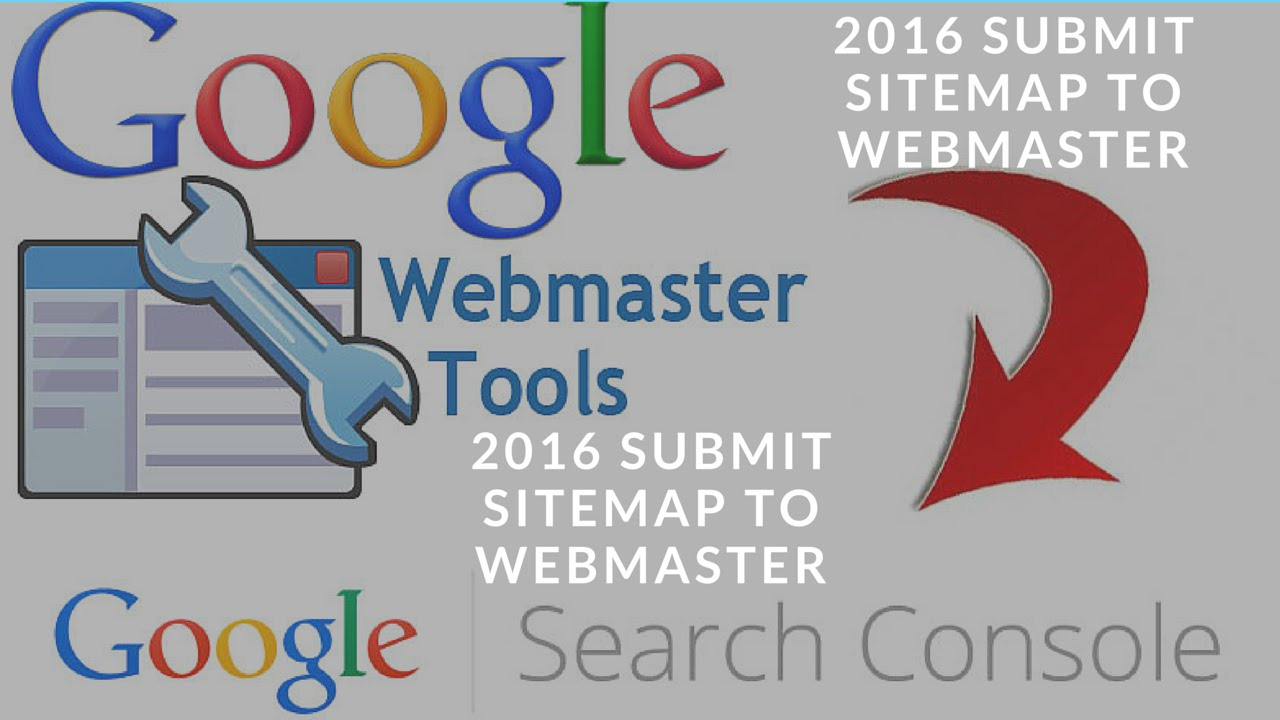 how to submit or add xml sitemap to google webmaster tools 2016