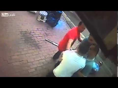 Prankster gets shot liveleak video