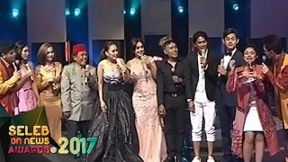 Download Video Keluarga AADECI Ngumpul Bareng Ayu Ting Ting di Seleb On News Awards (9/2) MP3 3GP MP4
