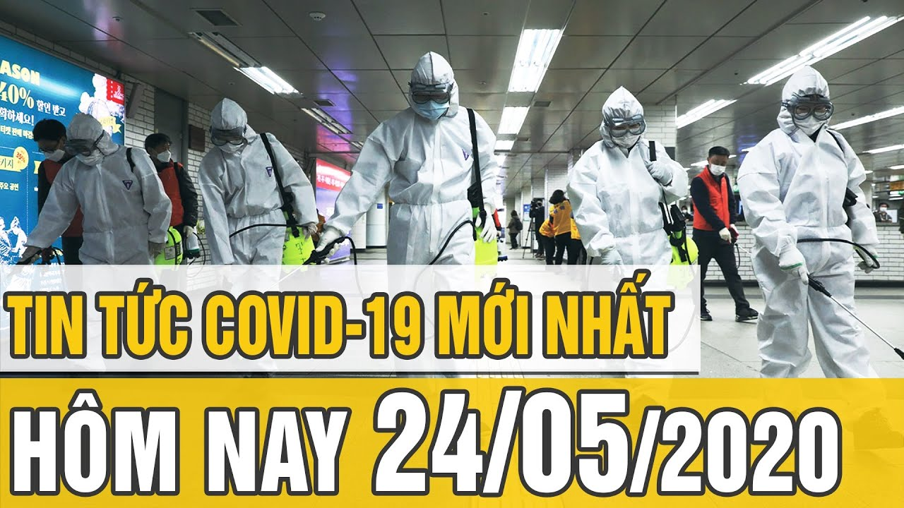 Nam Mỹ – Tâm chấn COVID-19 mới | Tin tức dịch Covid 19 mới nhất 24/5/2020 | FBNC