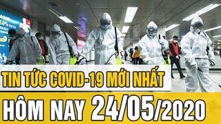 Nam Mỹ - Tâm chấn COVID-19 mới | Tin tức dịch Covid 19 mới nhất 24/5/2020 | FBNC